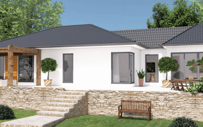 The home of your dreams – A bungalow!