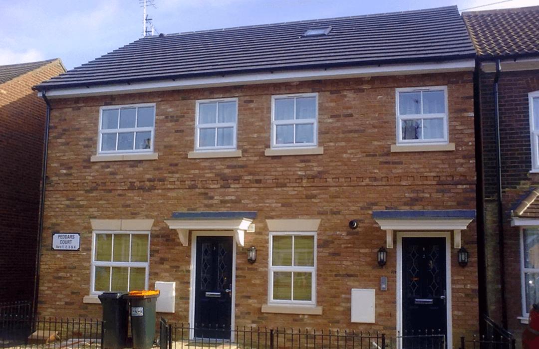 New flats