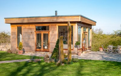 Boost Your Back Garden – Garden Rooms